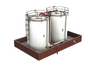 Scenecraft 42-016 Fuel Storage Tanks
